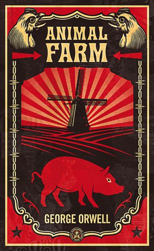 Book Review: Animal Farm