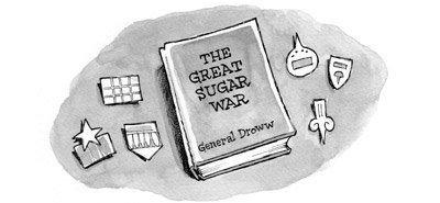 The Great Sugar War book