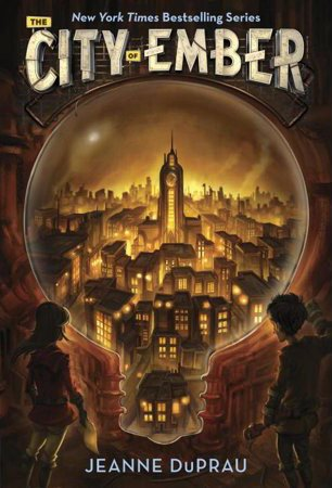 I'm Currently Reading The City of Ember by Jeanne DuPrau