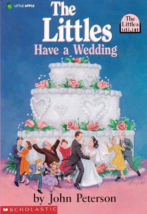 Book Review: The Littles have a Wedding