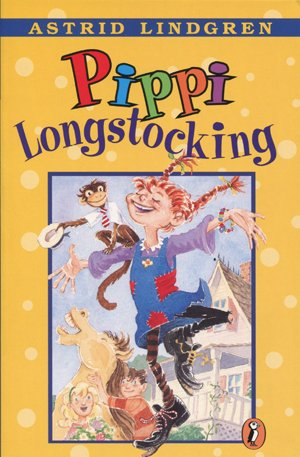 Book Review: Pippi Longstocking