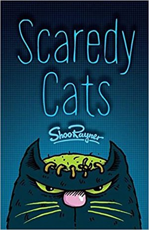 Book Review: Scaredy Cats
