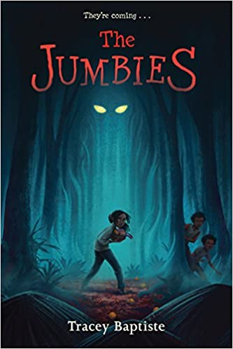 I'm currently reading The Jumbies by Tracey Baptiste